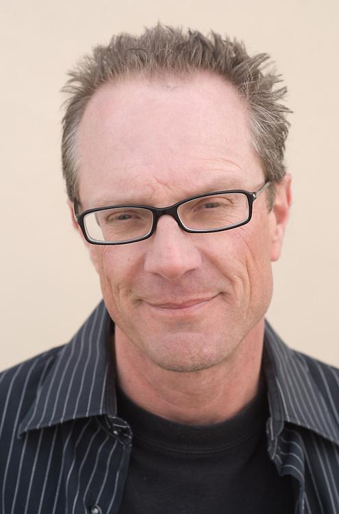 "Reno based comedian David ""Rowie"" Rowand. ..Photo by David Calvert"