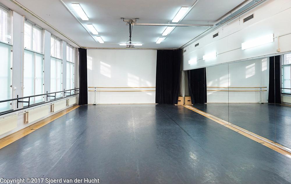 Lege dansstudio - Empty dance studio