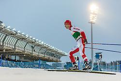 19.02.2016, Salpausselkae Stadion, Lahti, FIN, FIS Weltcup Nordische Kombination, Lahti, Langlauf, im Bild Szczepan Kupczak (POL) // Szczepan Kupczak of Poland competes during Cross Country Gundersen Race of FIS Nordic Combined World Cup, Lahti Ski Games at the Salpausselkae Stadium in Lahti, Finland on 2016/02/19. EXPA Pictures © 2016, PhotoCredit: EXPA/ JFK