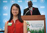 HISD recognizes 2014's Top Volunteers