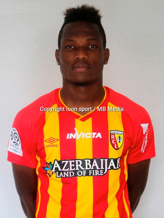 Dimitri CAVARE - 29.10.2014 - Portrait Lens - Ligue 1 -<br /> Photo : Icon Sport