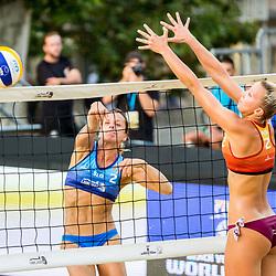 20180805: SLO, Volleyball - FIVB Beach Volleyball Ljubljana 2018