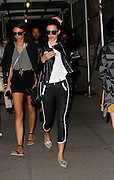 Sept. 11, 2014 - New York, NY, United States - <br /> <br /> Marc Jacobs arrivals<br /> <br /> Kendall Jenner arrives at the Marc Jacobs fashion show during Mercedes-Benz Fashion Week Spring 2015 at Park Avenue Armory on September 11, 2014 in New York City<br /> ©Exclusivepix