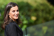 103019 Queen Letizia attends Delivery of the third edition of the 'International Friendship Award'