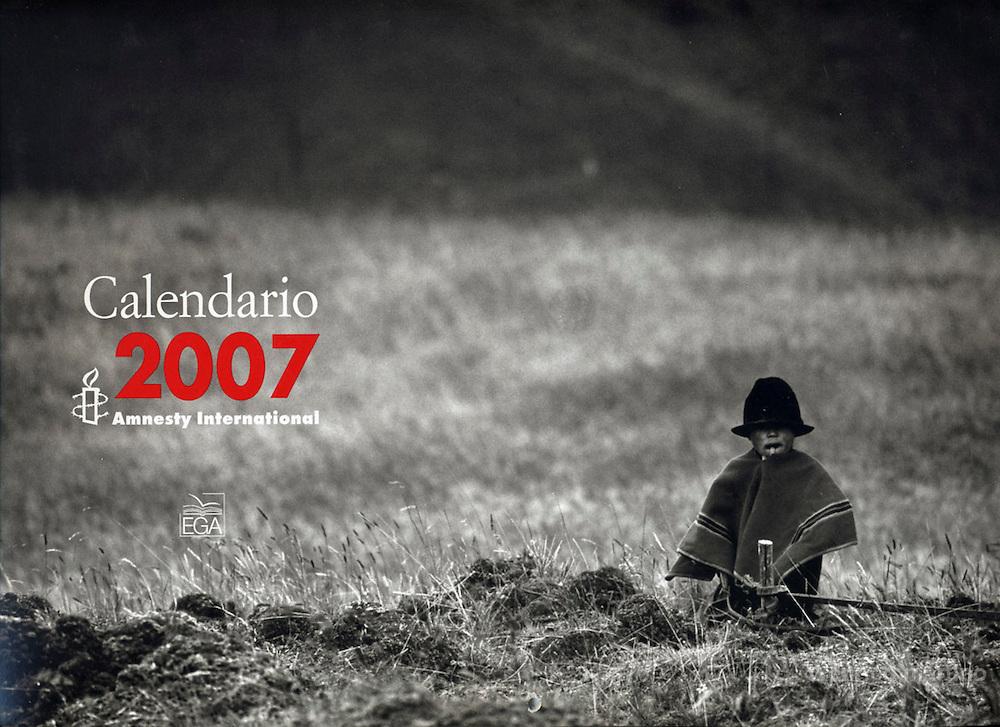 Calendario Amnesty Italiana 2007