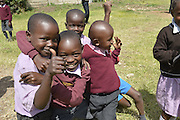 Just outside downtown Nairobi, Kenya is the The Lenana Slum and the KevJumba school built by the NGO The Supply, images from a photography workshop in january 2014. Photo&copy;SuziAltman In 2014, Suzi Altman traveled to Kenya at the invitation of The Supply, an NGO that operates a school in the Lenana slum, near Nairobi.<br />