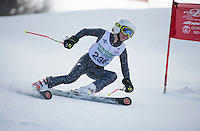Gus Pitou U14 boys 2107 Gunstock Ski Club.  ©2017 Karen Bobotas Photographer