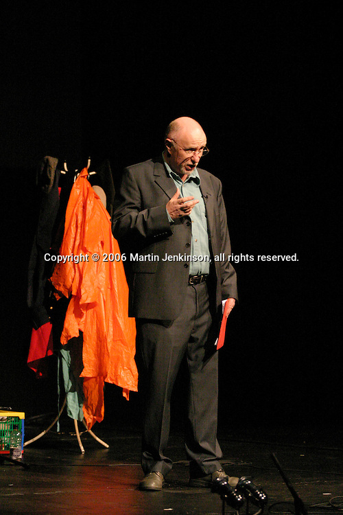 Mike McCarthy at In praise of an English radical - A Celebration of Linda Smith, Lyceum Theatre Sheffield.