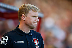 AFC Bournemouth manager Eddie Howe - Mandatory by-line: Jason Brown/JMP - Mobile 07966 386802 08/08/2015 - FOOTBALL - Bournemouth, Vitality Stadium - AFC Bournemouth v Aston Villa - Barclays Premier League - Season opener
