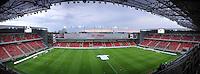 2016.06.04 Trnava, Slowacja<br /> Pilka Nozna Reprezentacja Mecz towarzyski<br /> Slowacja - Irlandia Polnocna <br /> N/z stadion trnava City Arena panorama widok<br /> Foto Rafal Rusek / PressFocus<br /> <br /> 2016.06.04 Trnava, Slovakia<br /> Football Friendly Game<br /> Slovakia - Northern Ireland<br /> stadion trnava City Arena panorama widok<br /> Credit: Rafal Rusek / PressFocus
