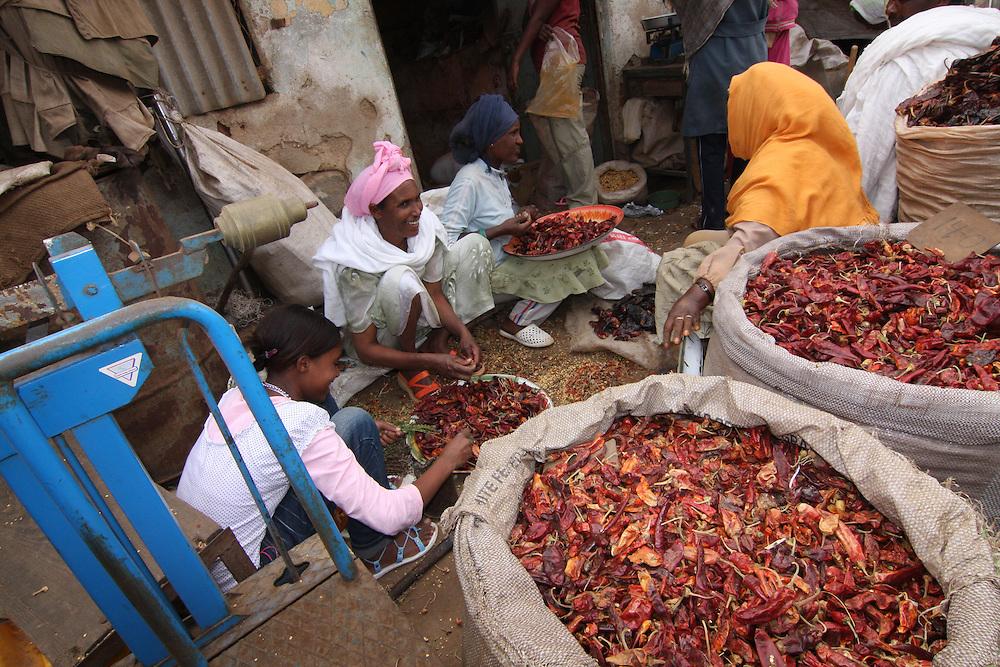 East Africa, Eritrea, Asmara