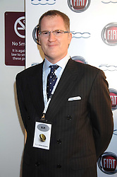 ANDREW HUMBERSTONE MD Fiat UK at a party to celebrate the launch of the new Fiat 500 car held at the London Eye, Westminster Bridge Road, London on 21st January 2008.<br />