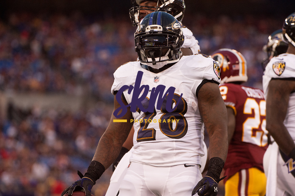 Ravens kicked off the pre season on Thursday night with a 23-3 win over the Redskins at M&T Bank Stadium in Baltimore.