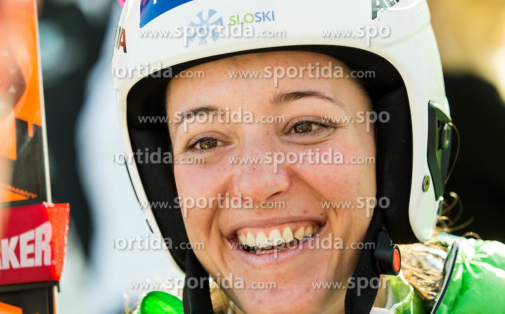 Katarina Lavtar (SLO) during the 2nd Run of the 7th Ladies' Giant slalom at 52nd Golden Fox - Maribor of Audi FIS Ski World Cup 2015/16, on January 30, 2016 in Pohorje, Maribor, Slovenia. Photo by Vid Ponikvar / Sportida