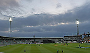 General view of McLean Park during the Burger King Super Smash T20 cricket match between the Central Stags and the Northern Knights, McLean Park, Napier, Friday, January 25, 2019. Copyright photo: Kerry Marshall / www.photosport.nz