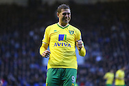 Picture by Paul Chesterton/Focus Images Ltd.  07904 640267.17/12/11.Grant Holt of Norwich during the Barclays Premier League match at Goodison Park Stadium, Liverpool.