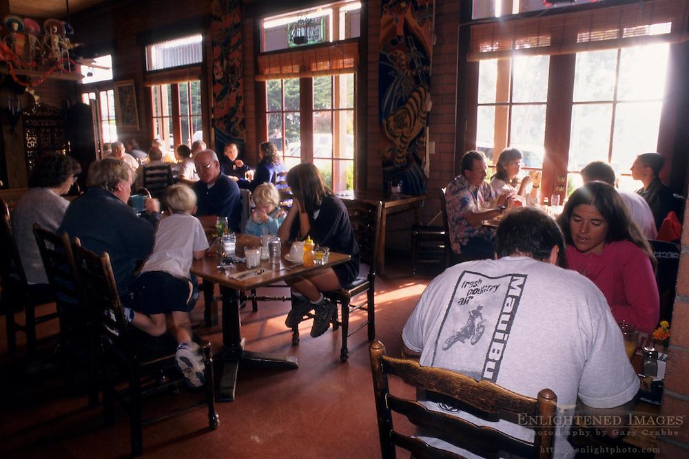 Davenport Cash Store restaurant, Santa Cruz County, CALIFORNIA