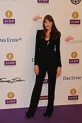 "Carla Bruni (wife of Nicolas Sarkozy), German ""Echo"" music award in Messegelaende, Berlin, Germany, 21, March 2013. Photo by Elliott Franks / i-Images..."