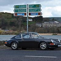 Porsche 911 2.4 S (1972), Cork, Ireland, March 2015