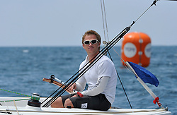 Jasper Raddich, Skipper, Adrain Lee & Partners Racing Team. Photo:Chris Davies/WMRT.