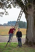 Larry Stone & Thomas Savre, Lingua Franca, Eola-Amity HIlls AVA, Wiillamette Valley, Oregon