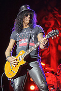 Slash featuring Myles Kennedy and The Conspirators performing at The Pageant in St. Louis, Missouri on August 8, 2012.