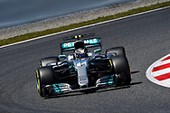 Valtteri Bottas of Mercedes AMG Petronas during the practice session of the Spanish Formula One Grand Prix at Circuit de Catalunya, Barcelona, Spain.<br /> Picture by EXPA Pictures/Focus Images Ltd 07814482222<br /> 12/05/2017<br /> *** UK &amp; IRELAND ONLY ***<br /> <br /> EXPA-EIB-170512-0173.jpg