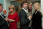 NIGEL DEAN; SALLY FARMILLOE; ANTHONY PAPAS; IAN CARMICHAEL; CINDY JACKSON, Party Planning and Etiquette. Liz Brewer book launch,. Dukes hotel. St. James's. London. 10 June 2011. <br /> <br />  , -DO NOT ARCHIVE-© Copyright Photograph by Dafydd Jones. 248 Clapham Rd. London SW9 0PZ. Tel 0207 820 0771. www.dafjones.com.