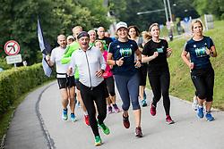 Karin Rus, Poletni tek, Priprave na Ljubljanski maraton 2018, on June 23, 2018 in Ljubljana, Slovenia. Photo by Vid Ponikvar / Sportida