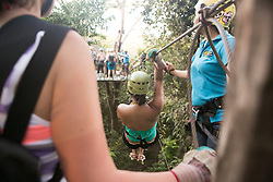 Zip Line Tour, Montezuma, Costa Rica