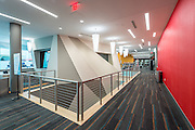 The Parker Hannifin Downtown YMCA on Friday, March 25, 2016.