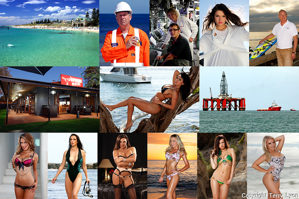 Terry Lyon Photography, Cottesloe studio, glamour, fashion, commercial, Cottesloe landscapes, products, food, advertising, beach, head shots,
