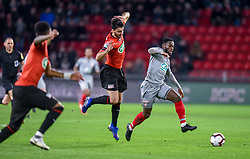 February 6, 2019 - Rennes, France - GRENIER Clement ( Rennes ) - Jonathan Bamba  (Credit Image: © Panoramic via ZUMA Press)