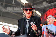 Udo Lindenberg LIve 2014 in der Red Bull Arena Leipzig am 14.June 2014. Foto: Rüdiger Knuth