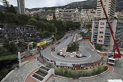 May 26, 2019 - Monte Carlo, Monaco - Motorsports: FIA Formula One World Championship 2019, Grand Prix of Monaco, ..#44 Lewis Hamilton (GBR, Mercedes AMG Petronas Motorsport), #77 Valtteri Bottas (FIN, Mercedes AMG Petronas Motorsport), #33 Max Verstappen (NLD, Aston Martin Red Bull Racing), #5 Sebastian Vettel (GER, Scuderia Ferrari Mission Winnow) (Credit Image: © Hoch Zwei via ZUMA Wire)