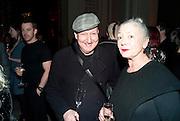 STEPHEN JONES, Yohji Yamamoto exhibition opening. V & A Museum. London. 10 March 2011. -DO NOT ARCHIVE-© Copyright Photograph by Dafydd Jones. 248 Clapham Rd. London SW9 0PZ. Tel 0207 820 0771. www.dafjones.com.