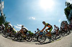 MIKELJ Tim of KK Sava during 2nd Stage (177,4 km) at 19th Tour de Slovenie 2012, on June 15, 2012, in Kocevje, Slovenia. (Photo by Urban Urbanc / Sportida.com)