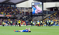 Vicarage Road, Watford v Leicester City (3-1, 4-2 agg) Championship Play off  2nd leg 12/05/13<br />