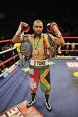 23.04.10 COVENTRY SKYDOME COVENTRY. WBC SUPERB ANTAMWEIGHT TITLE FINAL ELIMINATOR (FTM)