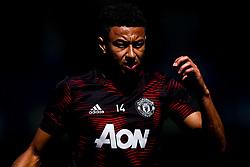 Jesse Lingard of Manchester United - Mandatory by-line: Robbie Stephenson/JMP - 21/04/2019 - FOOTBALL - Goodison Park - Liverpool, England - Everton v Manchester United - Premier League