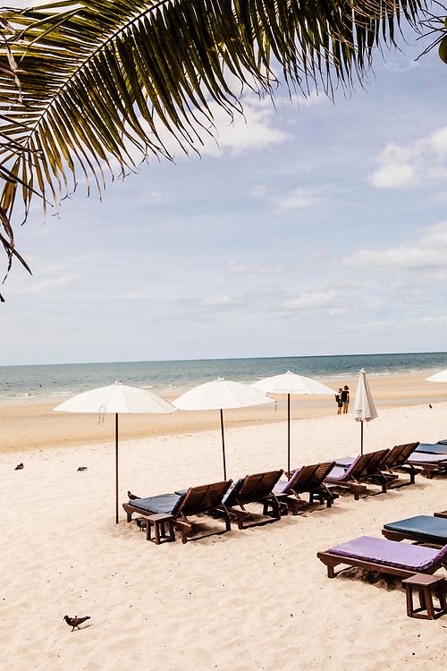 Beach near Centara Grand hotel, Hua Hin