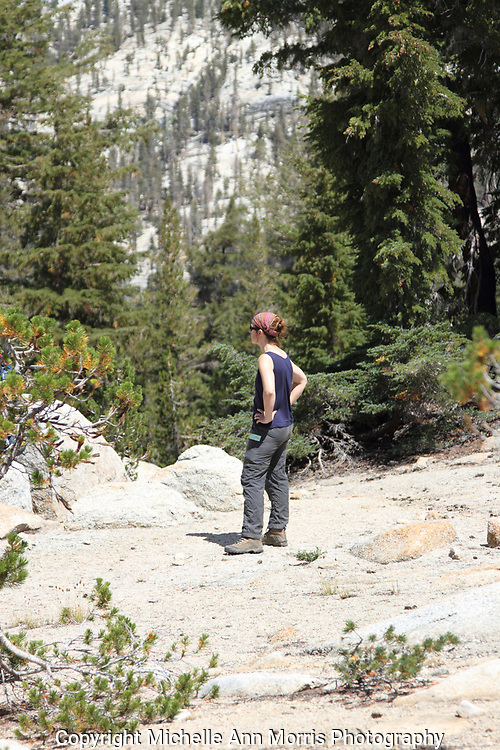 Yosemite National Park Tuolumne Meadows Backpacking