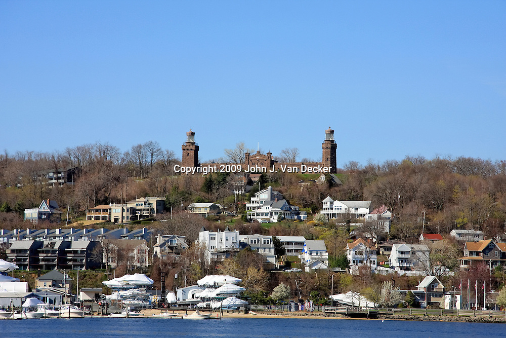Twin Lights of the Navesink Lighthouse, New Jersey