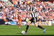 Notts County forward Jonathan Stead (30) during the EFL Sky Bet League 2 match between Notts County and Luton Town at Meadow Lane, Nottingham, England on 5 May 2018. Picture by Jon Hobley.