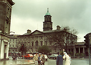 Old Dublin Amature Photos May 1983 WITH, Hughes Shop, Sign Afton, Cigarettes, Jones Road, St Patricks Tce, St Cammies School, NCR, Salvation Army, Building, Abbey St, Rotunda Hospital,