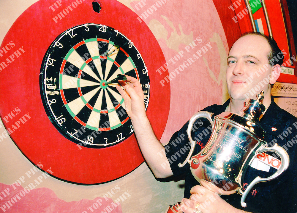 Ted Hankey, darts, world champion, bdo,