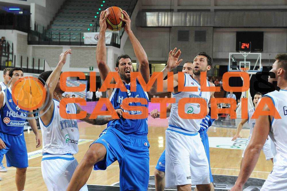 DESCRIZIONE : Rimini Trofeo Tassoni Italia Greece Italy Grecia<br /> GIOCATORE : Ioannis Bourousis<br /> CATEGORIA : rimbalzo<br /> SQUADRA : Grecia<br /> EVENTO : Trofeo Tassoni<br /> GARA : Italia Greece Italy Grecia<br /> DATA : 14/08/2011<br /> SPORT : Pallacanestro<br /> AUTORE : Agenzia Ciamillo-Castoria/GiulioCiamillo<br /> Galleria : Fip Nazionali 2011 <br /> Fotonotizia : Rimini Trofeo Tassoni Italia Greece Italy Grecia<br /> Predefinita :
