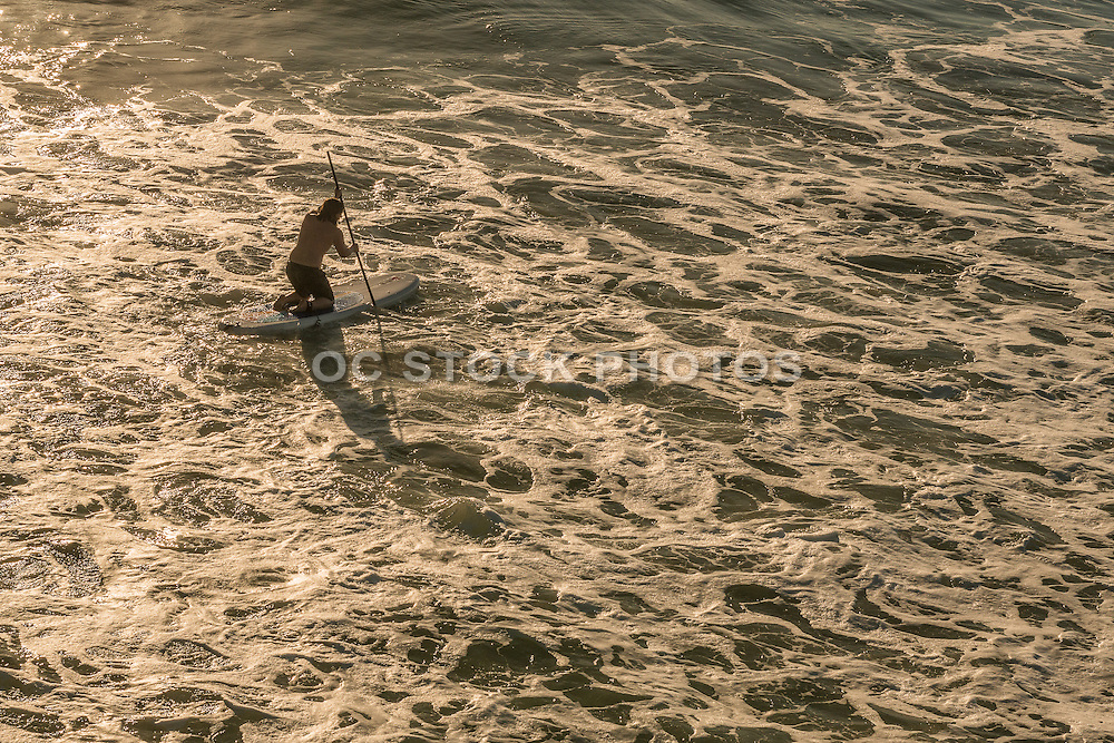 Stand Up Paddling in Orange County