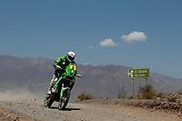 MOTORSPORT - DAKAR ARGENTINA CHILE PERU 2012 - STAGE 3 - SAN RAFAEL (ARG) TO SAN JUAN (ARG)  - 03/01/2012 - PHOTO: FREDERIC LE FLOCH / DPPI<br /> 06 ULLEVALSETER PAL ANDERS (NOR) KTM 450 R - ACTION