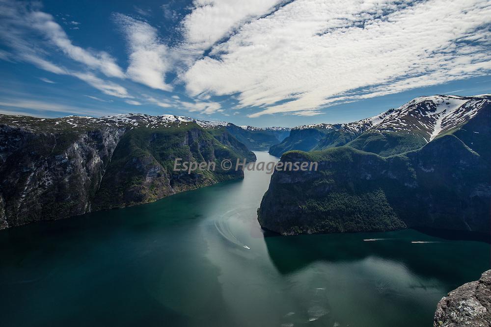 Where fjords meet